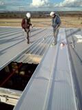 Reparacion de goteras en naves -tejados - foto