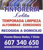 LIMPIEZA  ALFOMBRAS - EDREDONES - MANTAS - foto