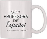 PROFESORA UNIVERSIDAD ESPAÑOL.EXPERIENC.