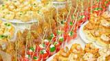 Carritos catering paella barbacoa - foto