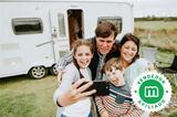 Autocaravana para familias - foto