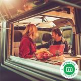 Autocaravana para viajar en pareja - foto