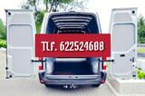 Alquiler furgoneta, /#/mudanzas, portes  - foto