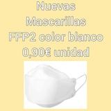 Nuevas Mascarillas FFP2 - foto