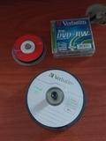 DISCOS CDS Y DVDS VIRGENES