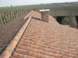 Tejas - tejado - techos - cubierta - bcn - foto
