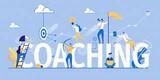 Coaching, desarrollo profesional, apren - foto