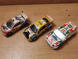Lote 3 coches de rally Scalextric - foto