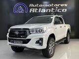 TOYOTA - HILUX 2.4 D4D CABINA DOBLE VX AT