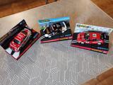 Lote 3 coches de Rally de Scalextric - foto