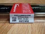 RAM 8GB KINGSTON HYPERX FURY