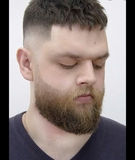barbería a domicilio - foto