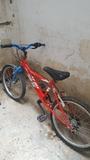 bicicleta de niño mediana - foto