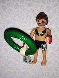 Playmobil 70565Serie19 Campeón Lucha - foto