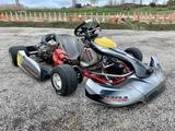 KART KZ 125 MOTOR CSV - CAMBIO CON LEVAS - foto