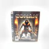 JUEGO SONY PS3 CONAN PLAYSTATION - foto