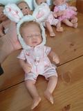 bebe reborn de silicona - foto