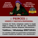 Tarot :: princes :: vidente y tarotista - foto