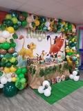 Mesas de dulces para eventos - foto