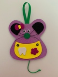 ratón  Pérez gomaeva - foto