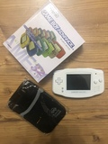 Game Boy Advance Retroiluminada - foto