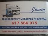 transporte mudanzas nacionales internaci - foto