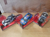 Lote 3 coches Scalextric - foto