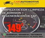 OFERTA LIMPIEZA DE EGR + ADMISION + FAP - foto