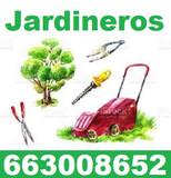 Jardineros economicos st cugat 663008652 - foto