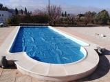 calienta el agua de tú piscina resistent - foto