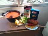 comida italiana a domicilio - foto