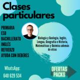 CLASES PARTICULARES PRESENCIAL Y ONLINE - foto