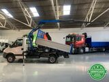 IVECO DAILY 35C15 BASCULANTE TRILATERAL - foto