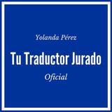 traductor jurado de ingles y español - foto