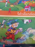 LETRILANDIA 1 EDITORIAL EDELVIVES .