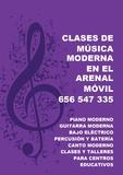 CLASES DE MÚSICA MODERNA - foto