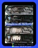 Limpieza y detallado de motores - foto