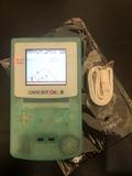 Game Boy Color pantalla retroiluminada - foto