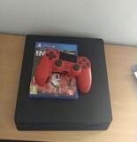 PlayStation 4 SLIM 1TB + NBA 2K16 Nueva - foto