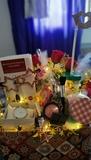cesta de regalo para mujer (precio 40 ) - foto