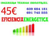 certificado energético 45e Mataró - foto