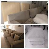 Limpieza de sofas a domicilio. - foto