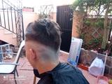 peluquero a domicilio masculino - foto