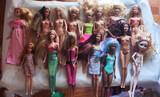 Barbies lote - foto