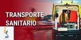 TRANSPORTE SANITARIO CURSO ONLINE 200H
