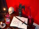 Trabajos rituales y hechizos. amarres. - foto