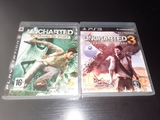 Pack Uncharted PS3 - foto