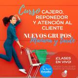 CURSO CAJERO Y REPONEDOR - foto
