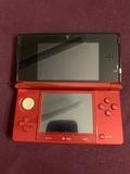 Nintendo 3Ds en rojo - foto