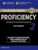 CAMBRIDGE ENGLISH PROFICIENCY 2 EXAM C2 - foto